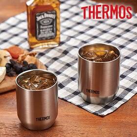 サーモス(THERMOS)/真空断熱カップ ステンレス (2...
