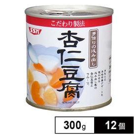 こだわり製法 杏仁豆腐 300g×12個