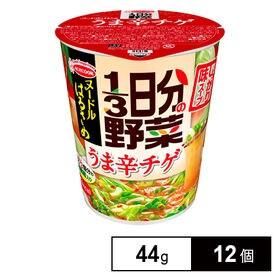 ヌードルはるさめ 1/3日分の野菜 うま辛チゲ 44g×12...