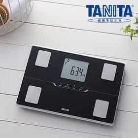 タニタ (TANITA)/体組成計 (メタリックブラック)/...