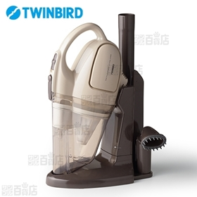 ツインバード(TWINBIRD)/コードレスハンディークリー...