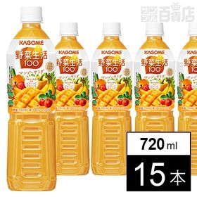 野菜生活100 マンゴーサラダ スマートPET 720ml×...