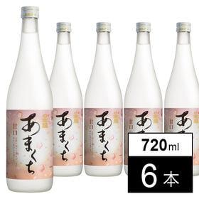 【6本】日本盛 あまくち720ml