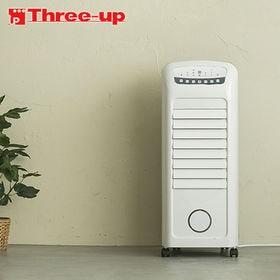 Three-up(スリーアップ)/温冷風扇 (加湿機能付き)...