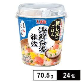 スープdeごはん 海鮮白湯雑炊 70.5g×24個
