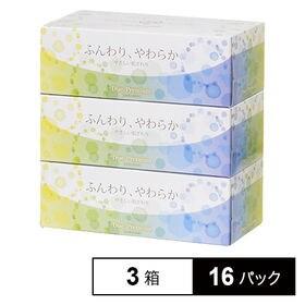 3箱×16パック / Dueプレミアムボックスティッシュ16...