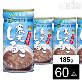 寒天しるこ 缶 185g
