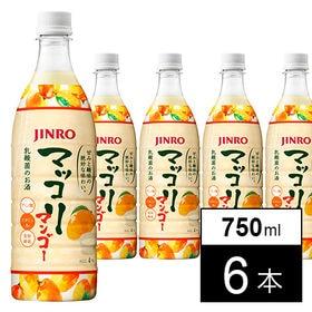 JINRO マッコリ マンゴー750ml