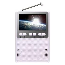 3インチ ポケットTVラジオ/VS-MTVR046