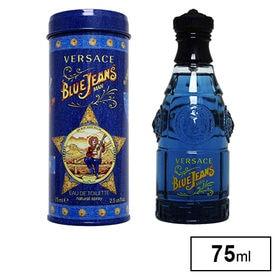 ヴェルサーチェ ブルー ジーンズ EDTSP 75ml | 清潔感をイメージさせるブルー。温かみのある優しさを持つウッディな香りです!