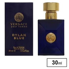 ヴェルサーチェ ディランブルー EDTSP 30ml | ウッディの官能的な香り!