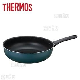 [炒め鍋 28cm] サーモス(THERMOS)/炒め鍋 耐...