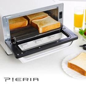 PIERIA/スチームBIGオーブントースター (4枚焼き/...