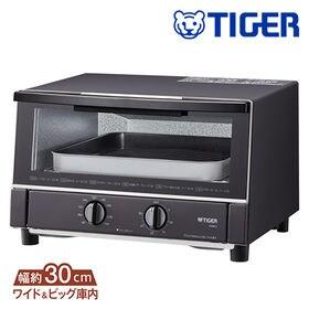 [マットブラック]TIGER(タイガー)/オーブントースター...