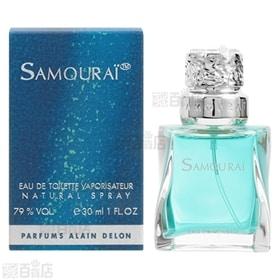 サムライ オードトワレ 30mL | 東洋的なブレンドで落ち着いた香りの中にもセクシーさのある香り