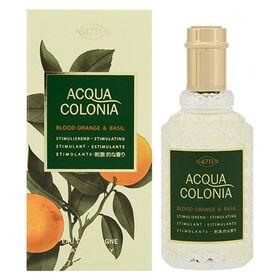 4711 アクアコロニア ブラッドオレンジ&バジル オーデコ...