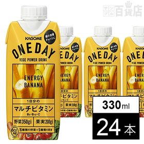 ONEDAY ENERGY BANANA 330ml×24本