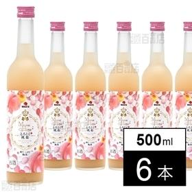 桃姫 とろこく桃たっぷり梅酒 500ml