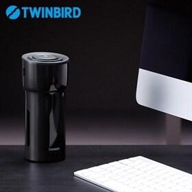 [ブラック] ツインバード(TWINBIRD)/HEPAフィ...