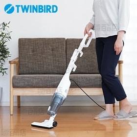 ツインバード(TWINBIRD)/サイクロンスティック型クリ...