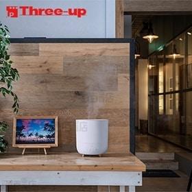 [ホワイト] Three-up(スリーアップ)/ハイブリッド...