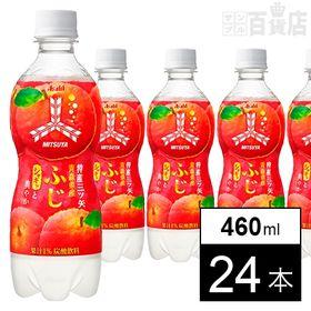 [24本]特産三ツ矢青森県産ふじPET460ml