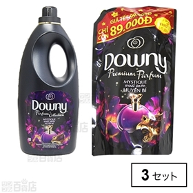 【3セット】アジアンダウニー ダウニー ミスティーク 本体1...