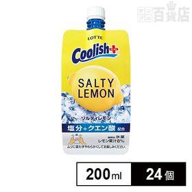 【24個】クーリッシュプラス ソルティレモン