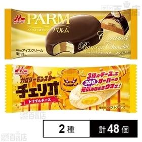 【各24個】森永乳業 アイス 2種セット