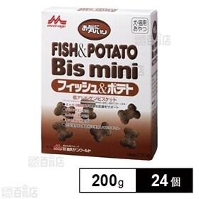 【24個】ワンラック お気にいり フィッシュ&ポテト ビスミ...