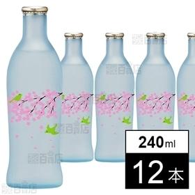【12本】招德酒造 純米吟醸 四季の酒 春 240ml