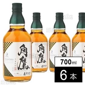 【6本】ブレンデッドウイスキー 角鷹(くまたか)40% 70...