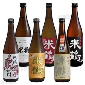 【山形県・高畠町】300年以上の歴史をもつ米鶴酒造 お勧め純...
