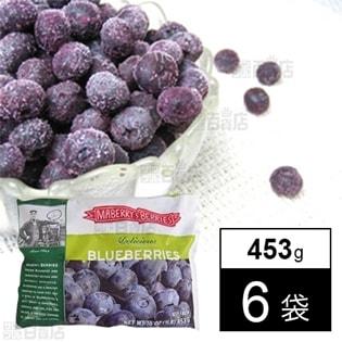 【6袋】冷凍ブルーベリー