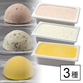 【3種計3個】2L北海道かぼちゃアイスクリーム/2Lトロピカ...