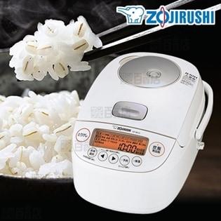 [ホワイト/5.5合炊き] 象印(ZOJIRUSHI)/圧力...