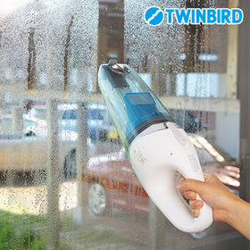 ツインバード(TWINBIRD)/コードレス ウェット&ドラ...