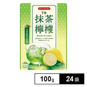 インスタント抹茶檸檬 100g