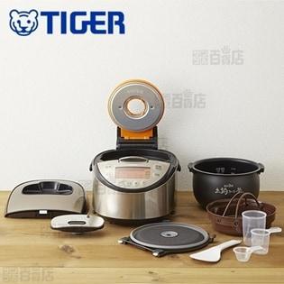 [1升炊き] タイガー(TIGER)/IHジャー炊飯器〈炊き...