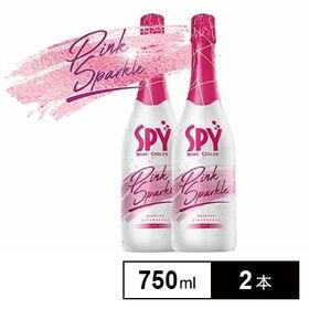 SPY ピンクスパークル750ml 2本BOX