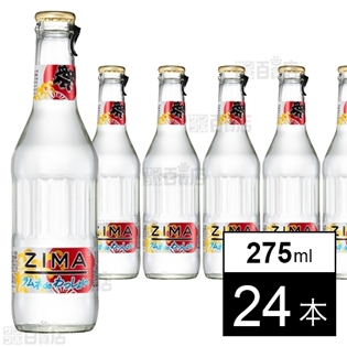 ジーマ ラムネdeわっしょい 275ml瓶