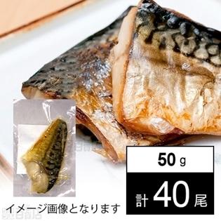サバ塩焼き 50g