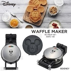 Disney ワッフルメーカー/WAFU-100