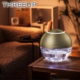 Three-up(スリーアップ)/メタル空気清浄機 「ナゴミ...