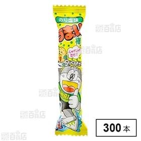 やおきん うまい棒 のり塩味 1本(6g)