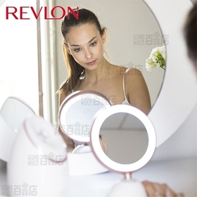 REVLON(レブロン)/フェイシャルビューティーミラー/R...