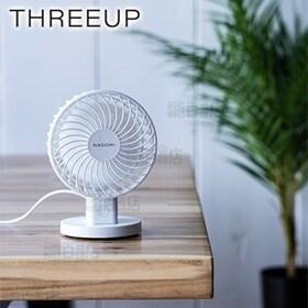 [ホワイト] Three-up(スリーアップ)/USBミニデ...