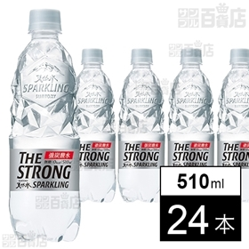 THE STRONG 天然水スパークリング 510ml
