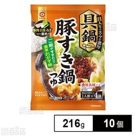 具鍋 豚すき鍋つゆ 216g