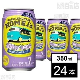 ノメルズ ハードレモネード ビターサワー 350ml